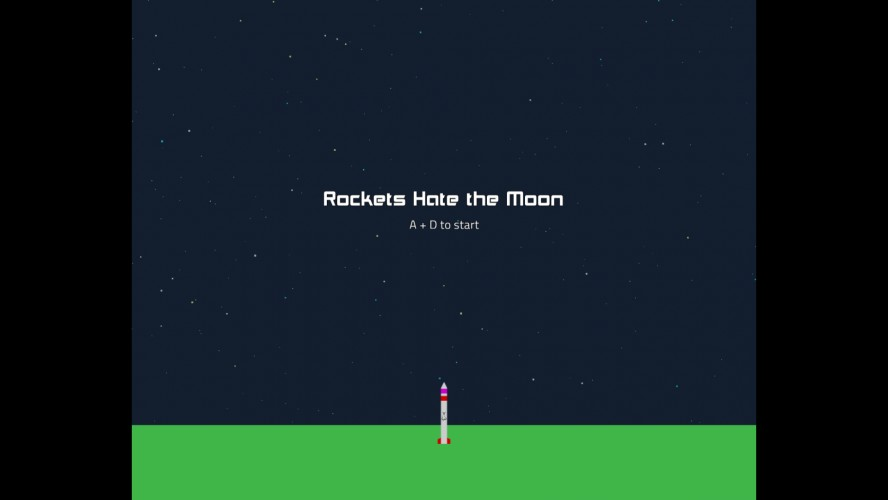 rockets hate the moon
