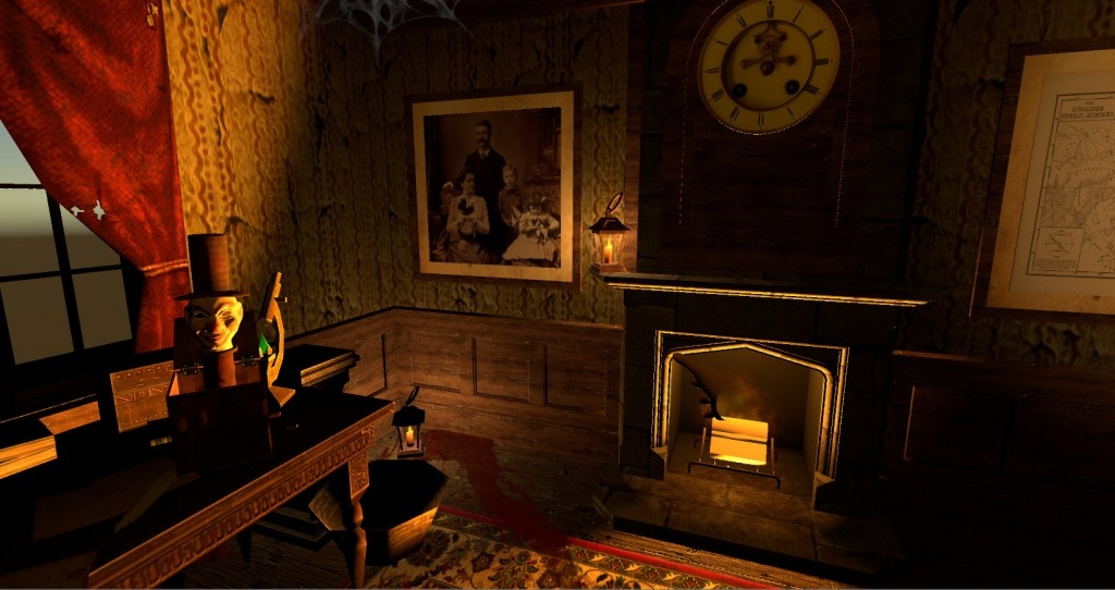 Mortimer's Mansion Screenshot 1