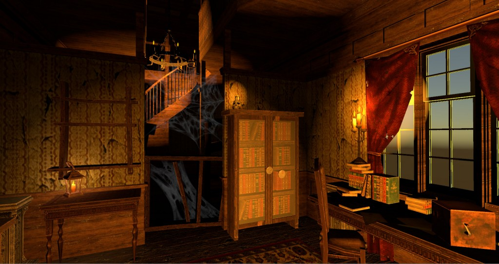Mortimer's Mansion Screenshot 2