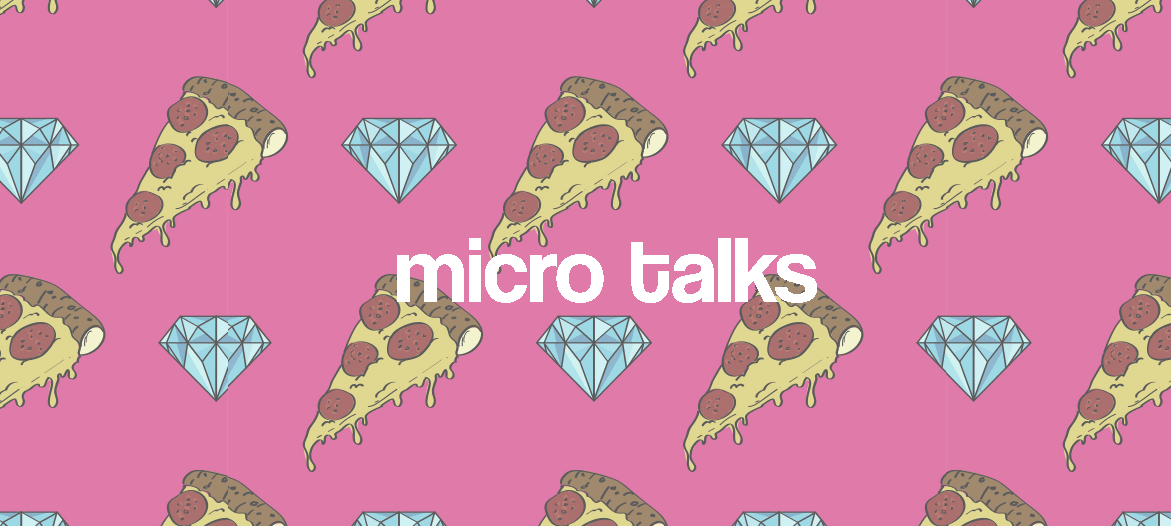 January Monthly Meeting - Micro Talks